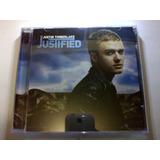 Justin Timberlake   Justified [cd] Nsync